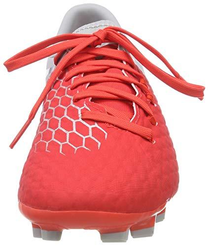 Multicolor Wolf Academy Grey Zapatillas 600 3 FG Grey Dark Lt Hombre de Fútbol para Hypervenom Crimson Mtlc Nike fZzqA6