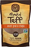 Maskal Teff, Brown Grain, 16 Ounce