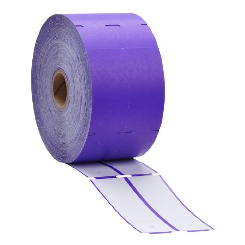 Violet Direct Thermal Consignment Style Tags (Thermal Consignment Tags compare prices)