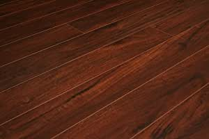 Kronoswiss Laminate Flooring 10mm Beveled Edge Narrow Board Old Rustic Cherry (D2357)