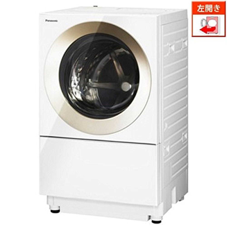 パナソニック プチドラム ドラム式洗濯乾燥機 左開き ななめドラム NIGHT COLOR NA-VD210L-CK コモンブラック 洗濯?脱水6.0kg 乾燥3kg