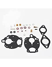Carburetor Repair Kit Carburetor kit Carb Rebuild Kit for Zenith 267 Series Tractor Motorcycl Accessories Replacement Parts