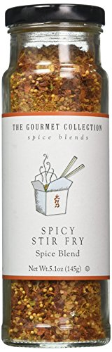 The Gourmet Collection, Spicy Stir Fry Spice Blend, -