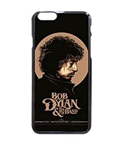 Bob Dylan and His Band Moon Photo Hard Case , Fashion Image Case Diy, Personalized Custom Durable Case For iPhone 6 -4.7