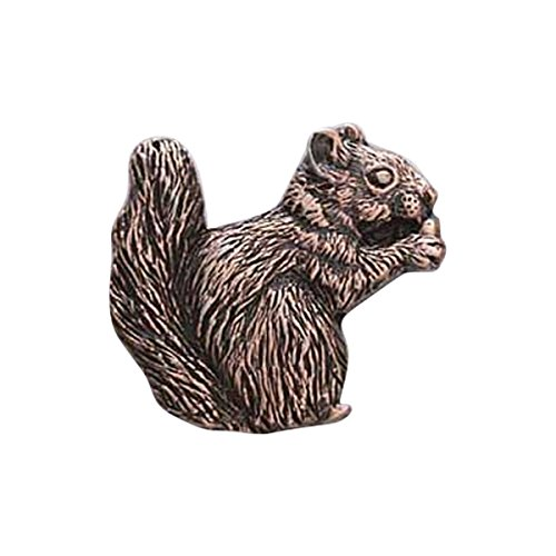 Copper ~ Squirrel ~ Refrigerator Magnet ~ MC184M