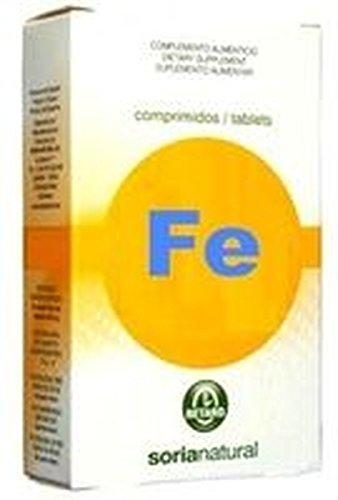 Retard Hierro 32 comprimidos de Soria Natural