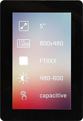 Display Development Tools 5 inch UXB Riverdi Display RVT50UQFNWC01