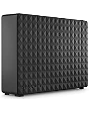 Seagate STEB10000400 10TB Expansion Desktop, Black