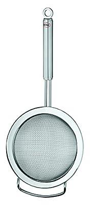 Rosle 95266 Kitchen Strainer – Coarse Mesh, Silver