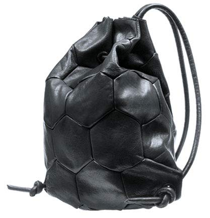 [トリッペン] レザー リュック バックパック レディース リュックサック レザーバッグ 本革 亀甲模様 Hexagon BGL-72  (80)BLACK/ブラック B07QY4QRTR