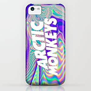 Society6 - Psychedelic Arctic Monkeys Logo iPhone & iPod Case by Julia