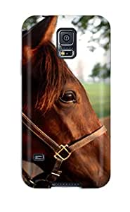 JRyMQGV8277uXKlK MichaelTH Horse Durable Galaxy S5 Tpu Flexible Soft Case