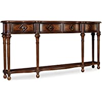 Hooker Furniture 963-85-122 72 Hall Console, Medium Wood