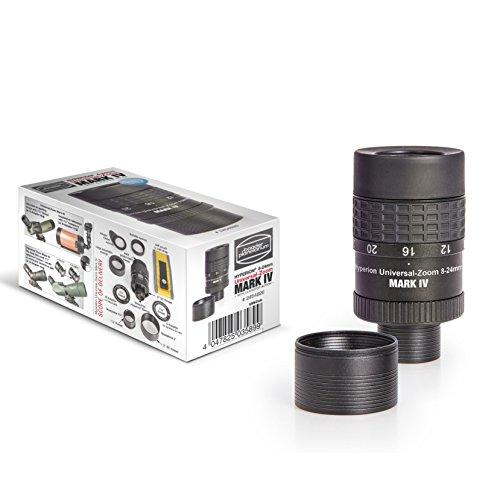 Baader Hyperion Mark IV 8-24mm Universal Zoom Eyepiece (1.25'' / 2'') by Baader Planetarium