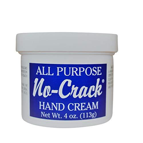 No-Crack All Purpose Hand Cream 4oz (No Cream Crack Hand Super)
