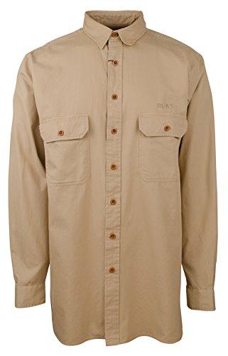 RALPH LAUREN Polo Men's Big & Tall Military Inspired Button Down Shirt-T-3LT by RALPH LAUREN