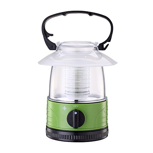 LED Camping Lantern Lights ZZD Small Green Kids Water Resistant Lightweight Flashlight for Hiking, Emergencies, Storms …