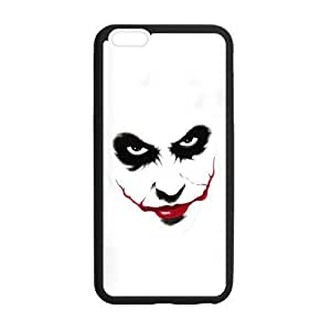 the Case Shop- Customizable Joker and Harley Quinn Limited Edition iPhone 6 Plus 5.5 Inch TPU Rubber Protective Hard Back Case Cover Skin , i6pxq-463