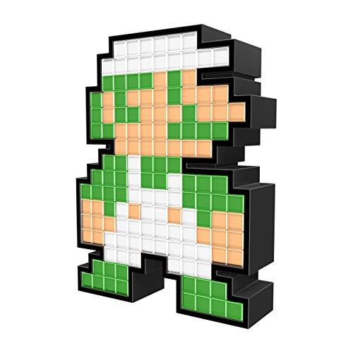 Pixel Pals 8-Bit Luigi