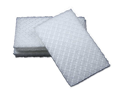 Disposable White Fine Filters for Puritan Bennett 418 Standard - 5 pack (Bennett Machine Cpap Puritan)