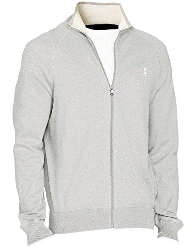 Polo Ralph Lauren Men's Full-Zip Sweater Jumper Pullover