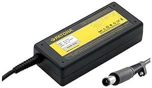 PATONA PT2538 adaptador e inversor de corriente - Fuente de alimentación (50/60, Interior, Portátil, Sobrevoltaje, Cortocircuito, Negro, AC-to-DC)