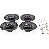 2008-2010 Dodge Charger Complete Factory Replacement Speaker Package by Skar Audio