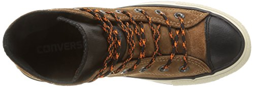 Converse All Star Hi Suede/Leather -  para hombre Cashew Brown/Black