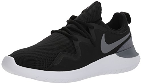 Nike Men's Tessen Running Shoe, Black/Cool Grey - White, 7 Regular US