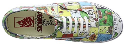 Multi Vans Color Vans Authentic Authentic Multi Color Vans wRxqHBZ