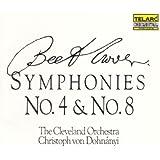 Sinfonien 4 und 8