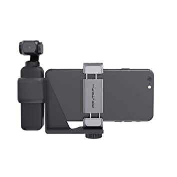 Amyove Quadcopters Accessoires pour DJI OSMO Pocket Handheld Cardan  Titulaire Support de Support pour OSMO Pocket