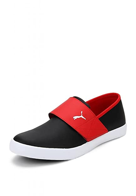 5f44c3a5916e5 Puma Non Leather Black Casual Shoes for Men - 35849502-11  Buy Online at  Low Prices in India - Amazon.in