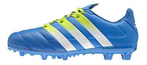 Adidas ACE 16,3 FG/AG J Leather Black REFSIL //