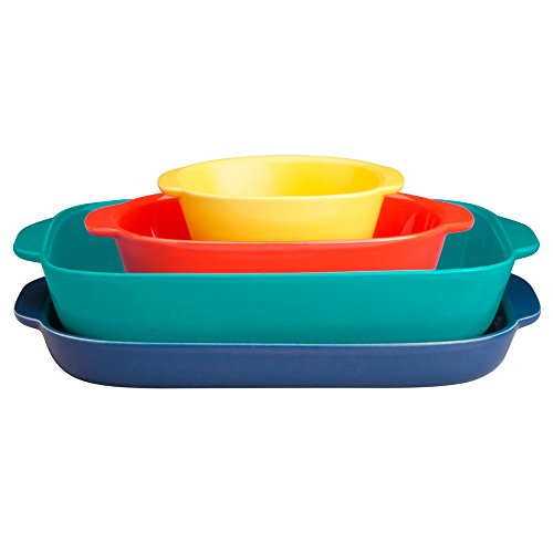 CorningWare Bake, Microwave and Serve Set - 4 CT