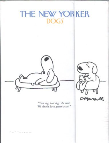 The New Yorker Dogs Magneto Journal Lined