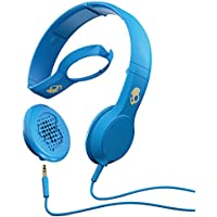 Skullcandy Cassette Headphones w/ Mic1 Athletic Blue, One Size