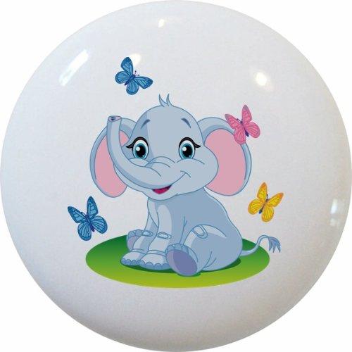 elephant dresser knobs - 8