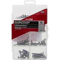 Crown Bolt 01052 102-Piece Stainless Steel Sheet Metal Screw Assortment Kit by Crown Bolt