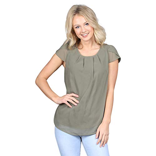 Addison Top Olive ()