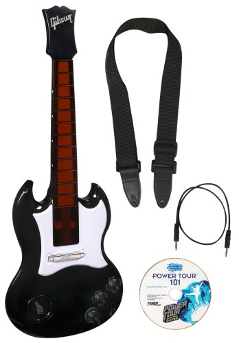 Hasbro Power Tour Electric Guitar ()