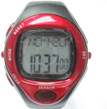 Pulsómetro calorías contador de pulso pulsera reloj Digital ...