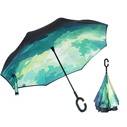 xiao-mo-gu-creative-double-layer-inverted-umbrella-cars-reverse-umbrella-windproof-uv-protection-inv