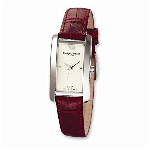 Charles-Hubert, Paris Women's 6670-P Classic Collection  Watch