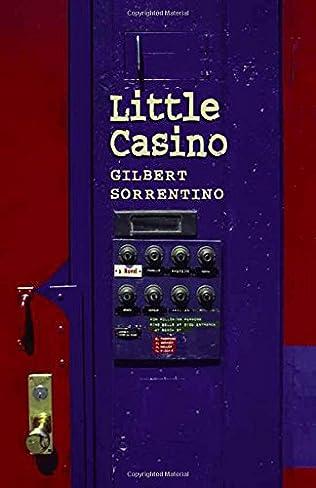 book cover of Little Casino