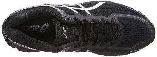 De Asics silver 22 Gel charcoal Running 9993 onyx kayano Zapatillas Negro Hombre qrxrZFw