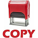 COPY Self-Inking Office Rubber Stamp (Red) - M