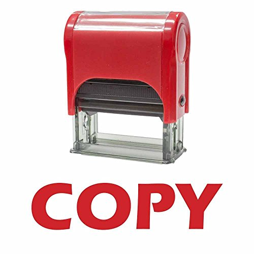Uncontrolled copy self inking rubber stamp custom shiny for Uncontrolled document stamp