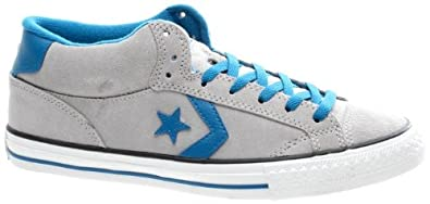 c5ad35e2612a Converse Rune Pro II Mid Drizzle White Mykonos Blue 139942C Shoe (UK11)