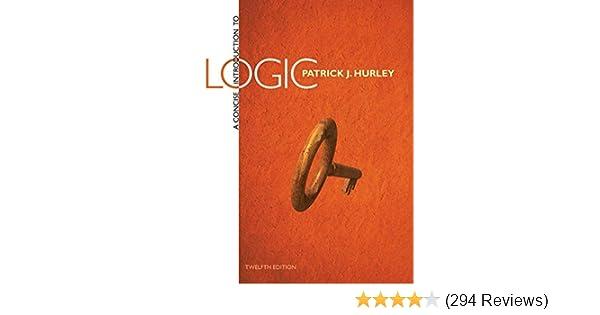 22ef5c55d6 Amazon.com: A Concise Introduction to Logic (9781285196541): Patrick ...